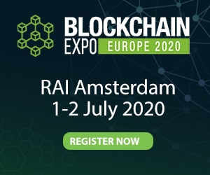 Blockchain Expo Europe 2020 Side Banner