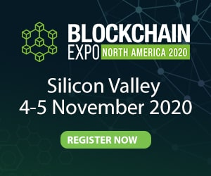 Blockchain Expo North America 2020 Side Banner
