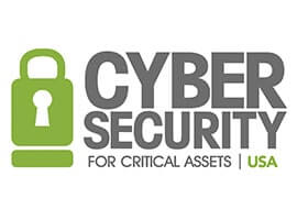 Cyber security for Critical Assets Logo