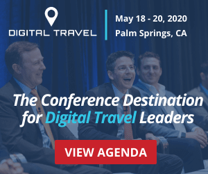 Digital Travel 2020 Side Banner