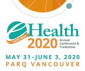 eHealth 2020 Annual Conference Tradeshow Side Banner
