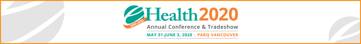 eHealth 2020 Annual Conference Tradeshow Top Banner
