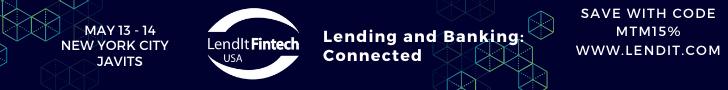 LendIt Fintech USA 2020 Top Banner