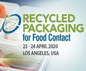 Recycled Packaging for Food Contact Side Banner