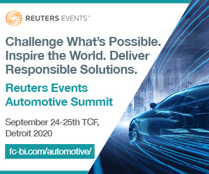 Reuters Events Automotive Summit Side Banner