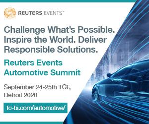 Reuters Events Automotive Summit