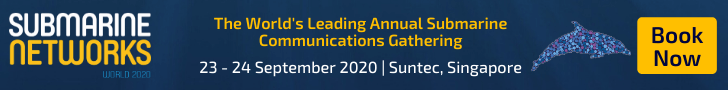 Submarine Networks World 2020 Top Banner