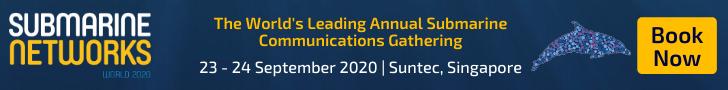 Submarine Networks World 2020 Top Banner