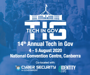 Tech in Government Side Banner