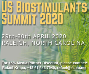 US Biostimulants Summit 2020 Side Banner