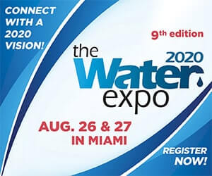 Water Expo 2020 Side Banner