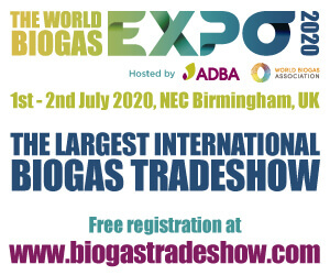 World BioGas Expo 2020 Side Banner