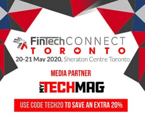 FintechConnect Toronto Side Banner