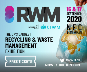 Recycling and Waste Management Exhibition Side Banner