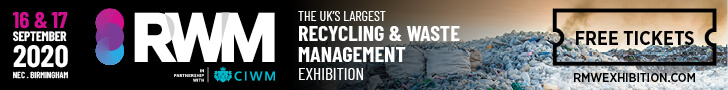 Recycling and Waste Management Exhibition Top Banner