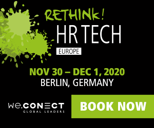 Rethink! HR Tech Europe 2020