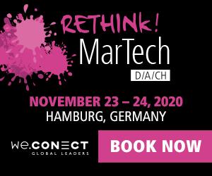 Rethink! MarTech 2020