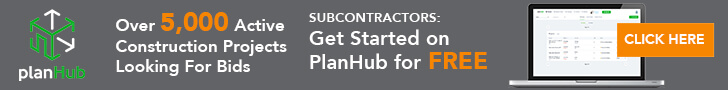 PlanHub Top Banner