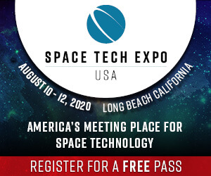 Space Tech Expo USA Side Banner