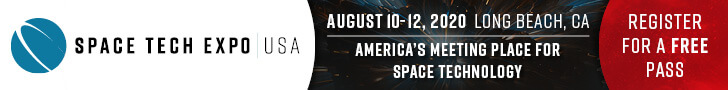 Space Tech Expo USA Top Banner