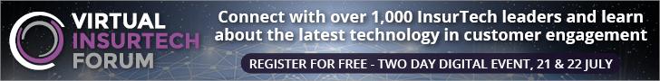 Virtual InsurTech Forum Top Banner