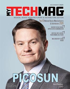 MYTECHMAG Medical Device Manufacturers Distributors Edition DEC 2020
