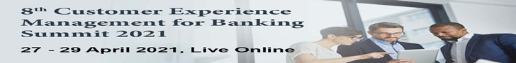 Equip Global 8th Customer Experience Management for Banking 2021 Top Banner