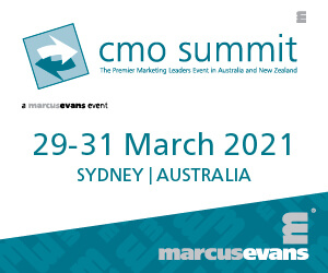 CMO ANZ Summit 2021 Side Banner