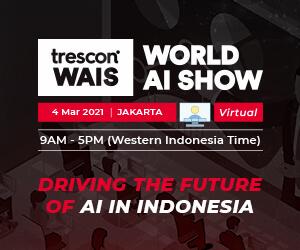 World AI Show Jakarta Side Banner