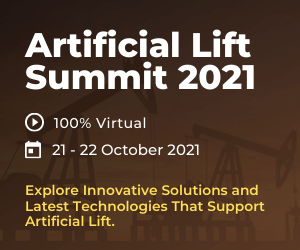 Artificial Lift Summit 2021 Side Banner