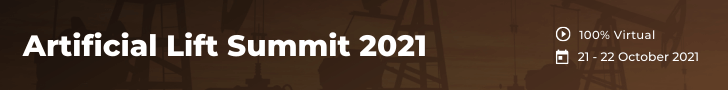 Artificial Lift Summit 2021 Top Banner