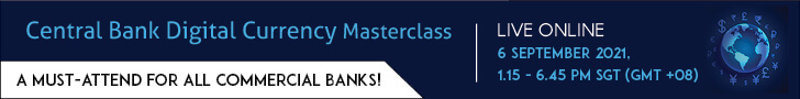Equip Global Central Banking Digital Currency Masterclass 2021 Top Banner
