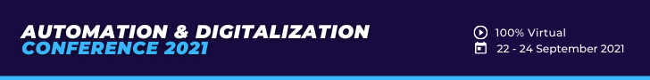 Oil & Gas Automation and Digitalization 2021 Top Banner