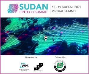 Sudan Fintech Summit Side Banner