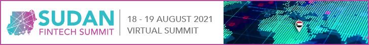 Sudan Fintech Summit Top Banner