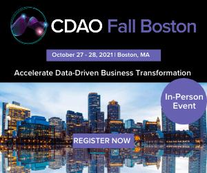 CDAO Fall Boston Side Banner