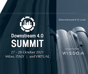 Downstream 4.0 Summit Side Banner
