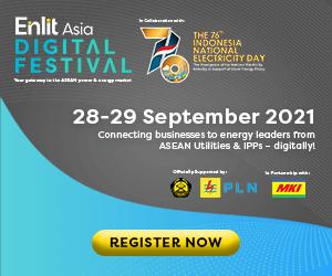 Enlist Asia Digital Festival Side Banner