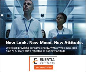 Enertia Software Side Banner