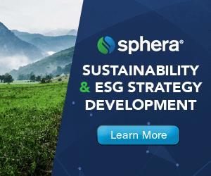 Sustainability & ESG Strategy Development Side Banner