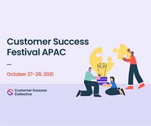 Customer Success Festival APAC Side Banner