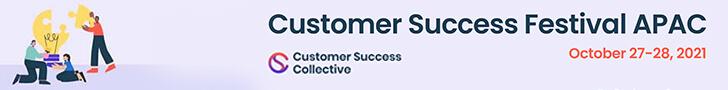 Customer Success Festival APAC Top Banner