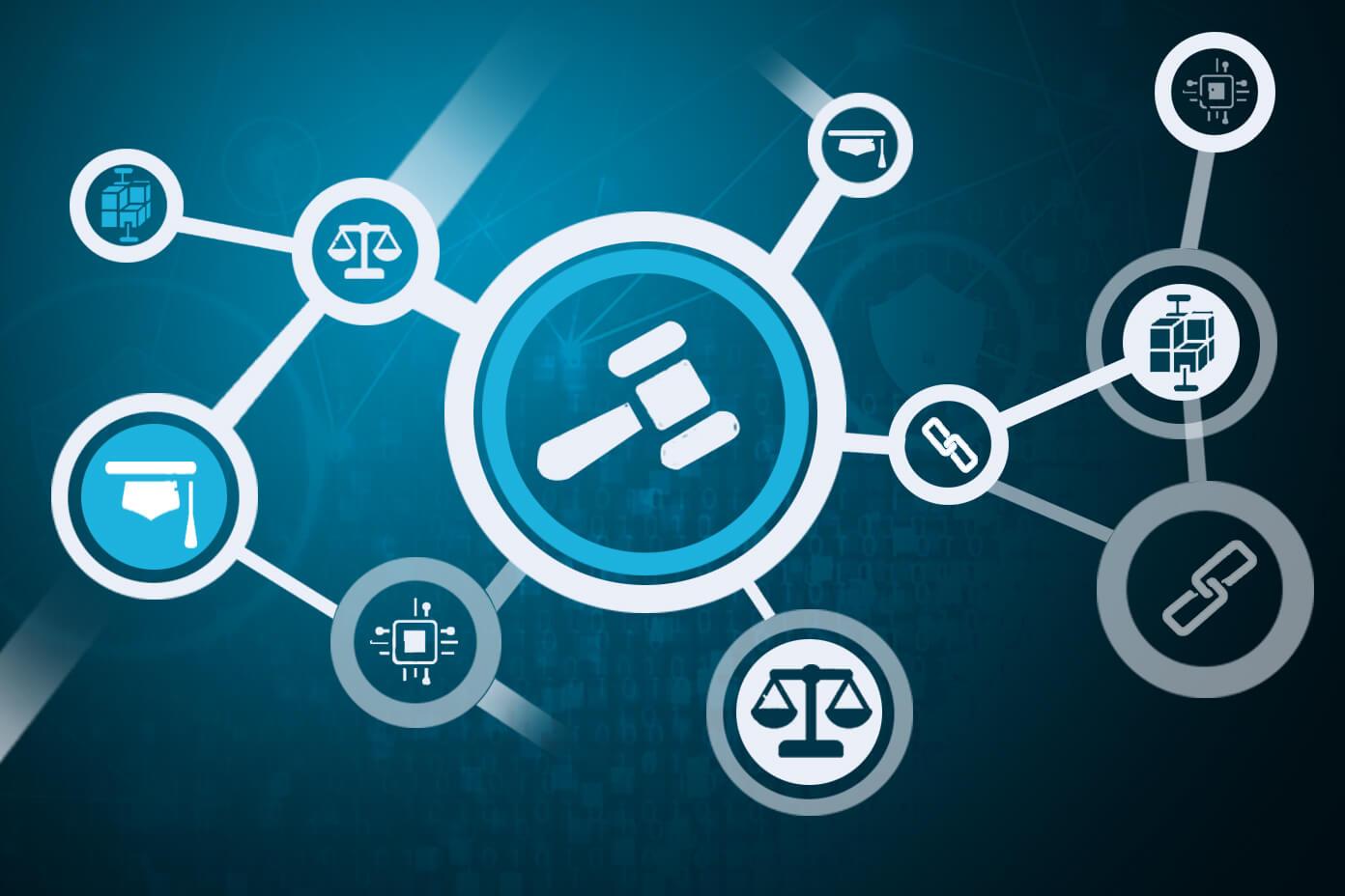 Blockchain in Legal Arena