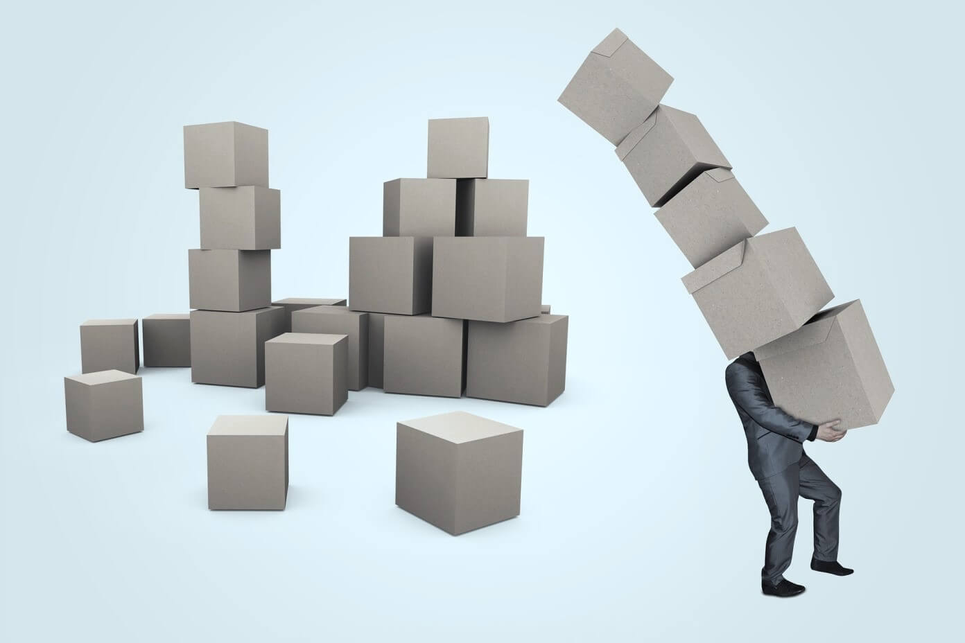 The Future Trends in Logistics