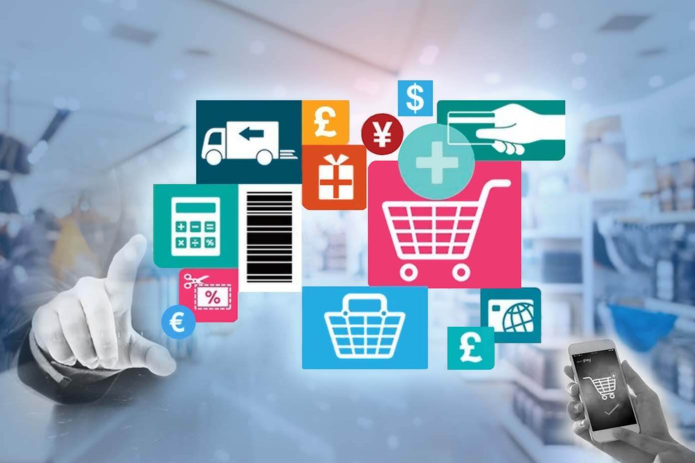 Retail Industry in the Age of Technology