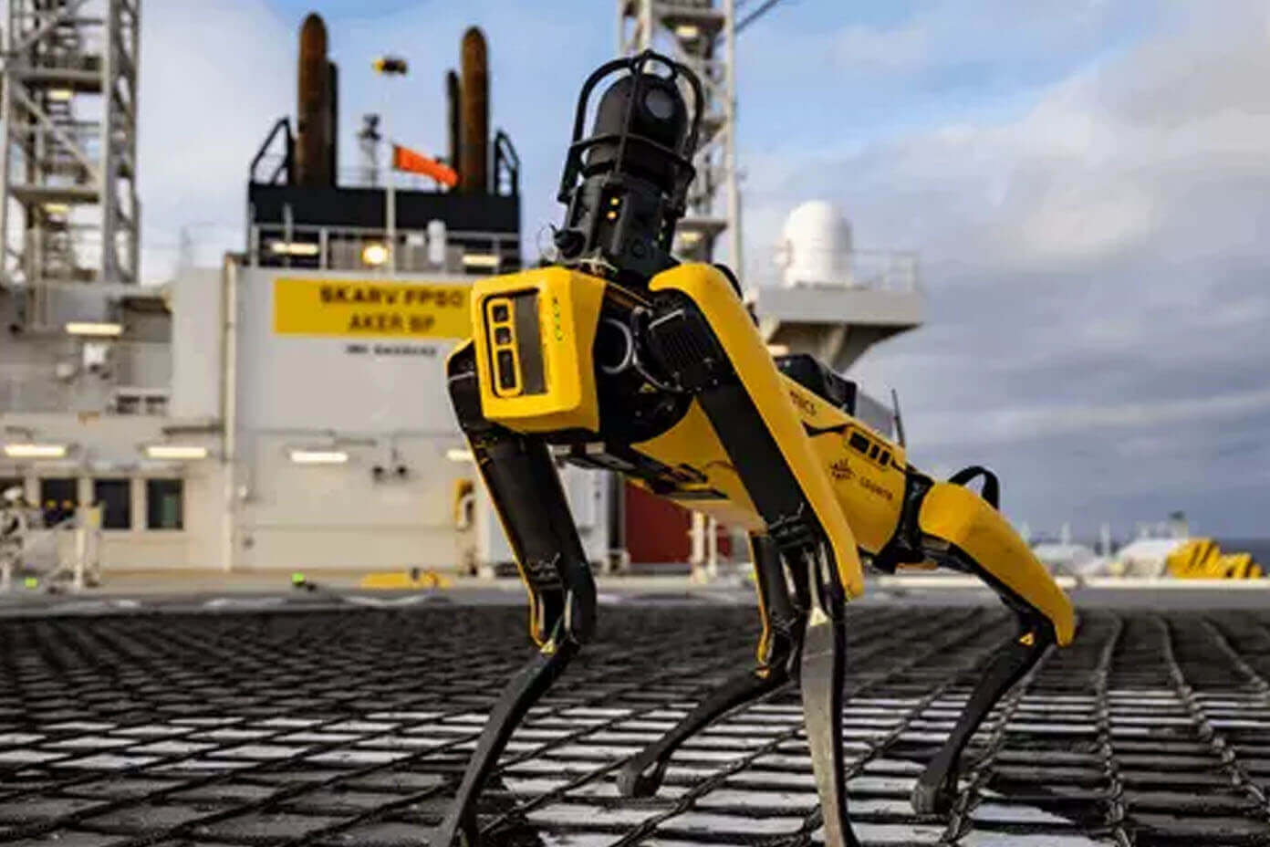 How Robots are changing the Oil and Gas Industry for the Better