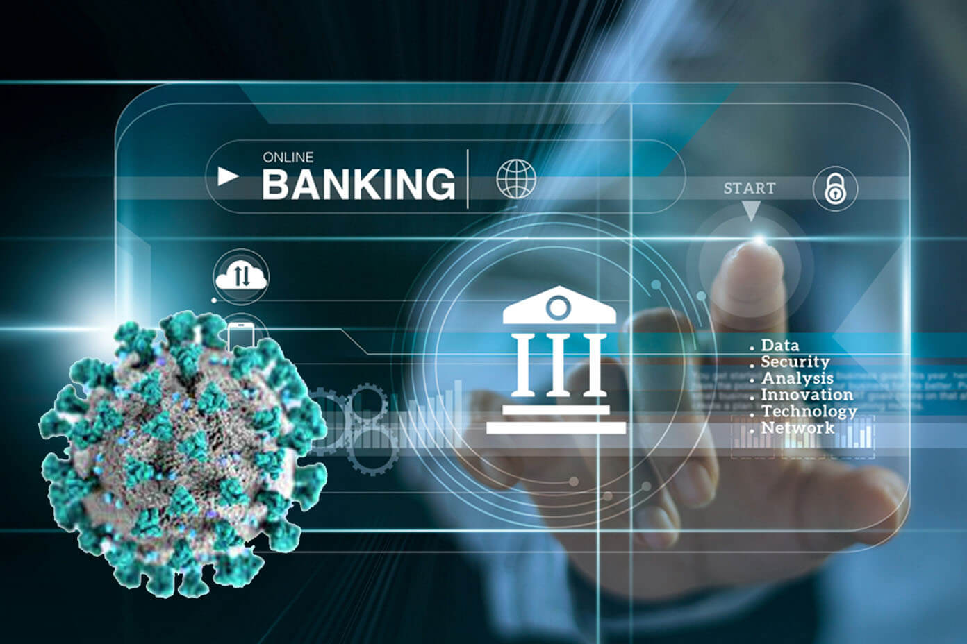 Deleting Digital Banking Threats During COVID