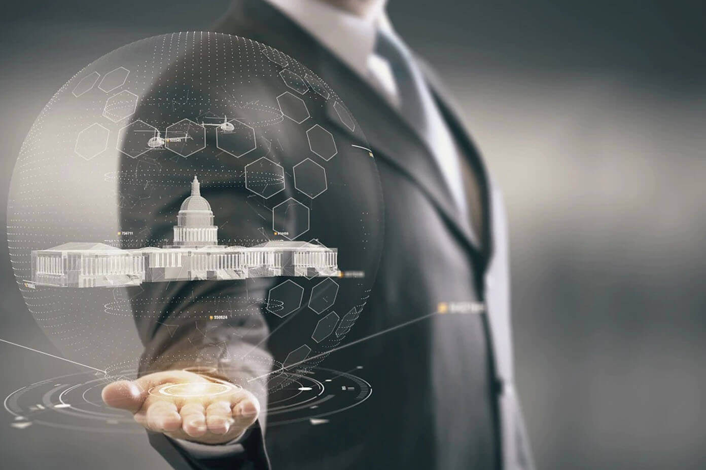 Connecting Technology & Government Policymaking