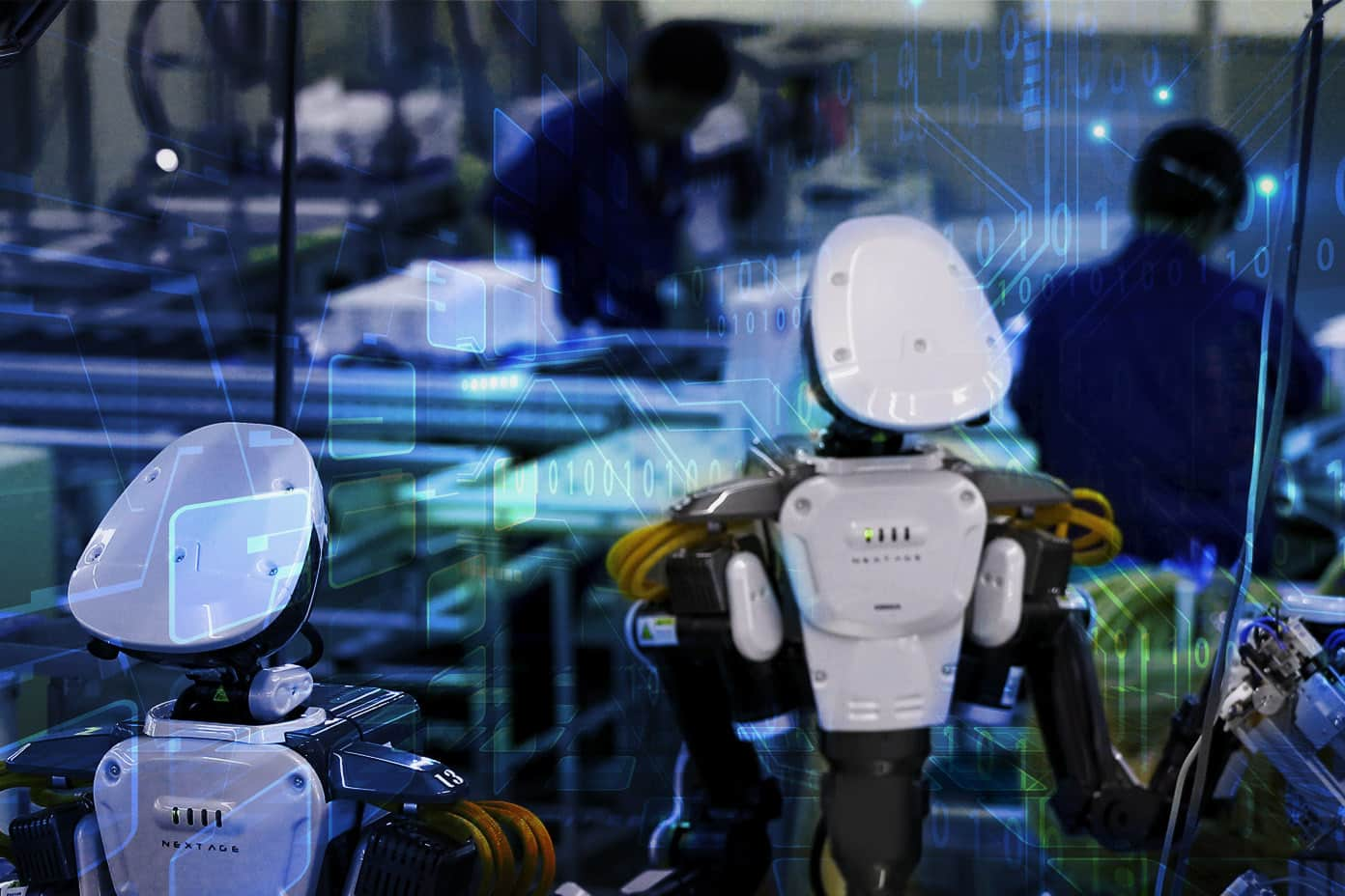Robots are Displacing Humans in the Workplace – Reality or Fear?