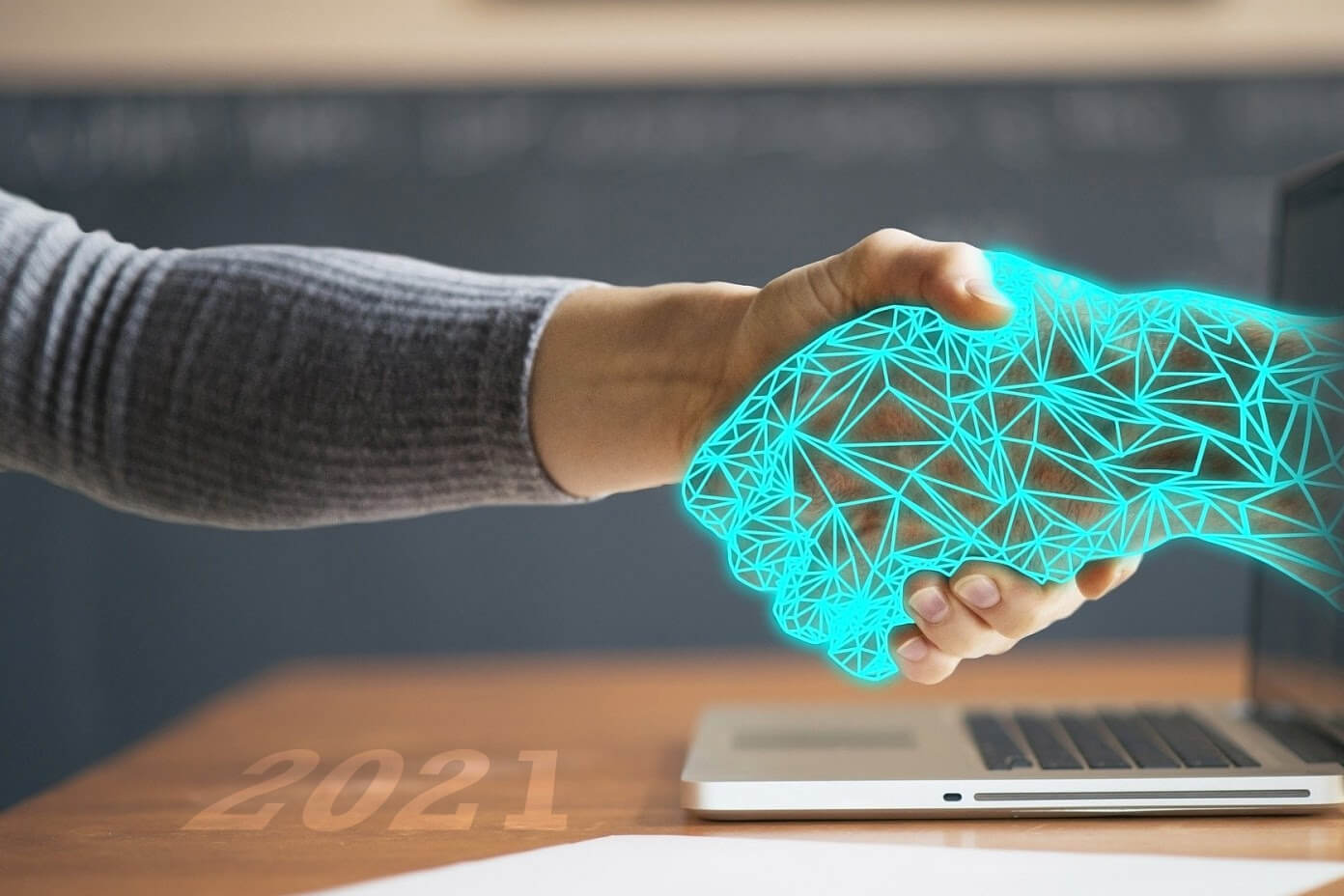 The Future of Collaborative Technology for Hybrid Workplaces
